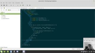 Coding lab: rendering beautiful soup tree to html page - part3