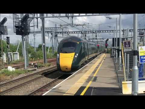 Great Western Railway and CrossCountry Trains at Didcot Parkway on June 15th 2019 from YouTube · Duration:  30 minutes 13 seconds