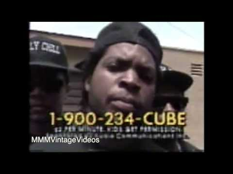 Ice Cube & the Lench Mob's 1900 Commercial