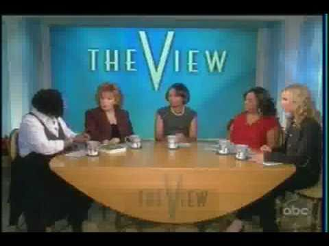"""CONDI RICE DEFENDS SECY CLINTON ON THE VIEW OVER WIKILEAKS STATING """" IT COULD HAVE HAPPENED TO US """""""