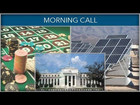 Market Rests as Fed Meeting Begins (Morning Call)