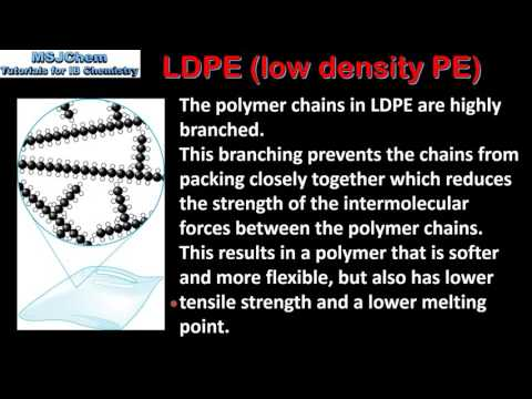 A.5 LDPE and HDPE (SL)