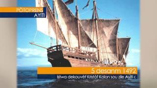 5 Décembre 1492; arrivée de Christophe Colomb en Haïti