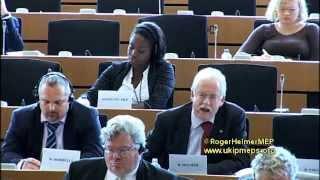 EU damaging its economy beyond repair - @RogerHelmerMEP @UKIP
