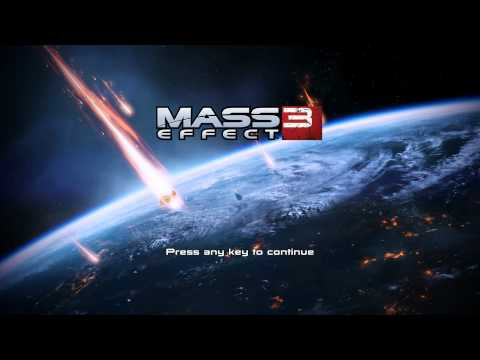 Mass Effect 3  Menu Music