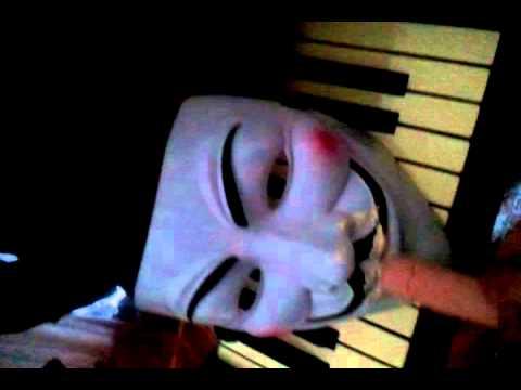 унижение маски гая фокса
