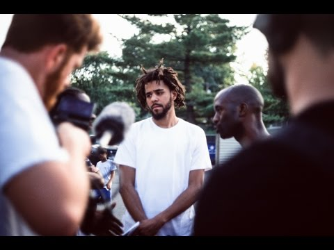 J Cole: 4 Your Eyez ly  a Dreamville Film