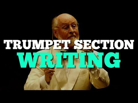 Writing For The Trumpet Section Like John Williams