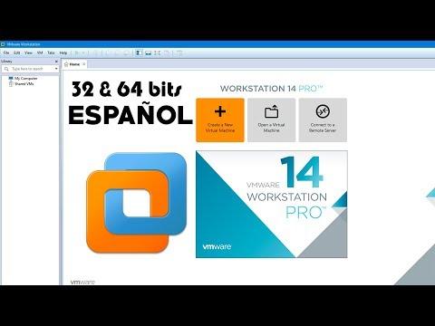 Descargar VMWARE WORKSTATION 14 PRO Full para Windows 10 [ x86 & x64 ] Ultima Versión 2017