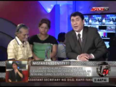 News5E | MISTAKEN IDENTITY