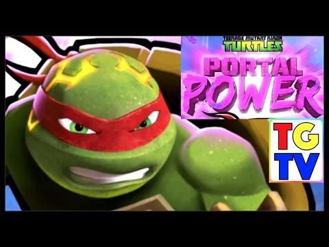Teenage Mutant Ninja Turtles TMNT Portal Power 1/5