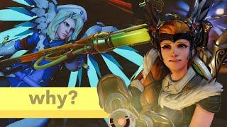 Mercy mains que odeiam Mercy mains - Overwatch
