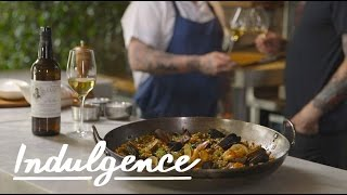 How to Make the Perfect Paella with Chef Jamie Bissonnette