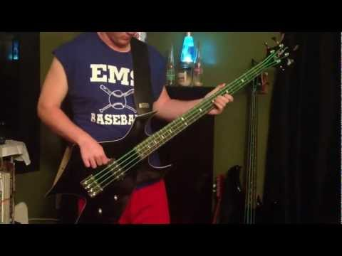 Bully by Shinedown (Bass Cover)