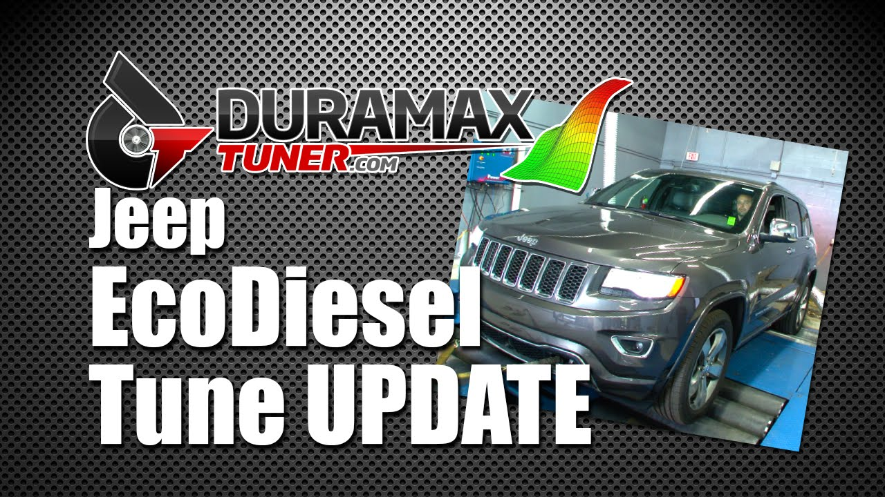Jeep Ecodiesel Tune Update Youtube