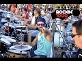 Matteo Canali Learn to fly Rockin 39 1000 Drum View Go Pro