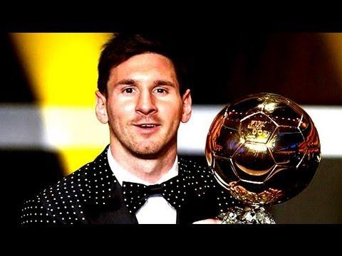 Lionel Messi wins record-breaking fourth consecutive Fifa Ballon d'Or