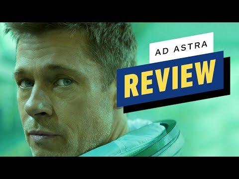 Brad Pitt emprende un viaje metafísico hacia los confines del universo
