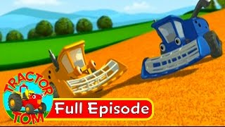 Tractor Tom - 48 Two Harvesters (full episode - English)