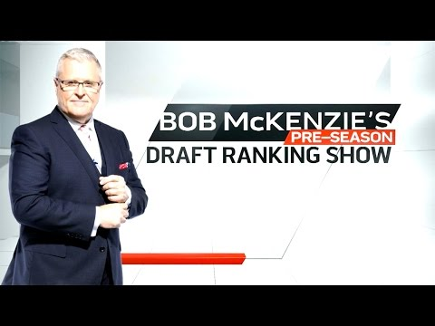 TSN (Bob McKenzie's Pre-Season Draft Rankings) September 24, 2015