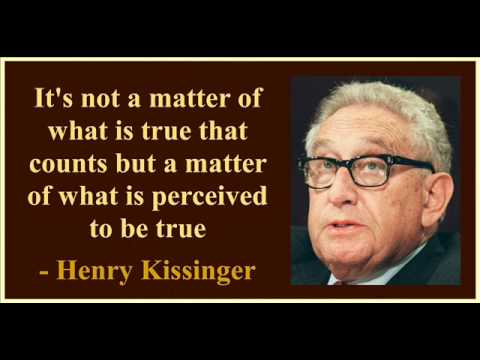 IG Farben And Kissinger's Associates Connections To PamAm Flight 103