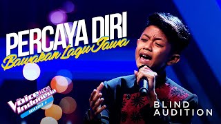 Download Marsellino - Banyu Langit | Blind Auditions | The Voice Kids Indonesia Season 4 GTV 2021