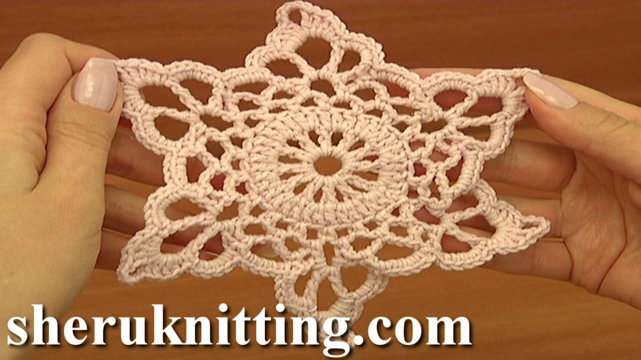 Crochet motif pattern tutorial 13 part 1 of 2 youtube bankloansurffo Gallery