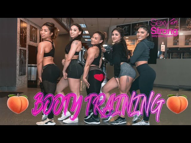 619 MUSCLE Training Series: Sexy-Strong Glute-Training w/ IFBB Pro Coach Meriza & Sexy-Strong Girls!