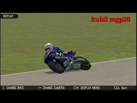Game MotoGP, Game MotoGP20 liat replay permainan seperti asli  