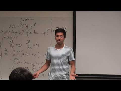 Lecture 3 - Intro AI | Linear Regression, MSE & Residual Analysis