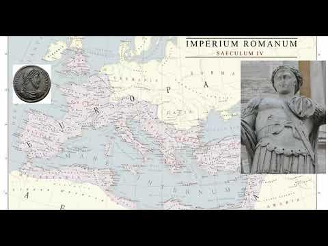 30 Roman History 29   Constantius To Julian 337 361 AD