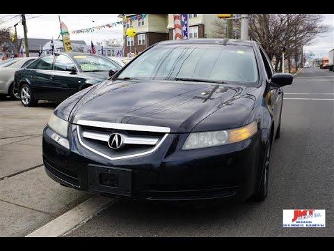 Acura TL Sedan Elizabeth NJ Used Cars For Sale YouTube - 2004 acura tl used for sale