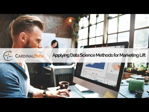 Applying Data Science Methods for Marketing Lift