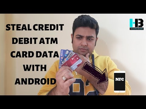 Android App Can Clone Your Debit Or Credit Card | Hacking Begins | Sahil Mahajan
