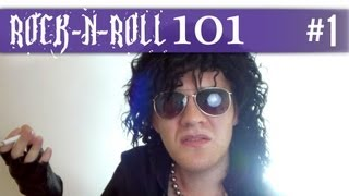 LMFAO Sorry for Party Rocking (Review) - Rock-N-Roll 101 #1 ft. Nigel Wrathbone