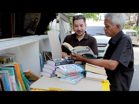 Changing lives: Bringing books to the Philippines