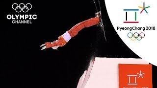 Hanna Huskova Freestyle Skiing Highlight | PyeongChang 2018