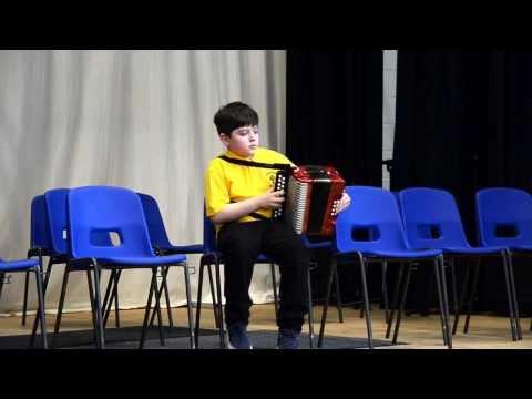 Feis Glaschu 2014: Eamonn McLaughlin / St Patrick's CCE