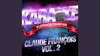 Quand Un Bateau Passe — Karaoké Avec Chant Témoin — Rendu Célèbre Par Claude François