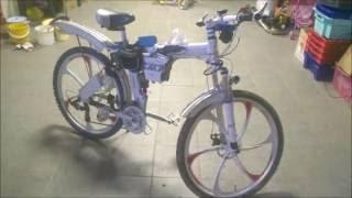видео Преимущества велосипедов на литых дисках