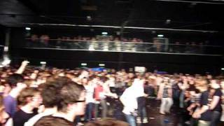Extras - All Time Low - 'Wall Pit' - Kerrang! Relentless Tour 2010 - Live at Manchester Academy - 4th Februrary 2010