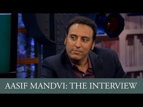 Aasif Mandvi - Full Interview