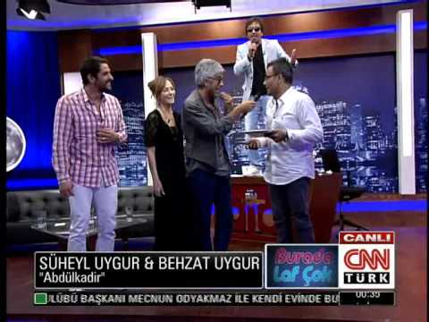 Süheyl & Behzat Uygur - Abdülkadir { Burada Laf Çok } 08.08.2011