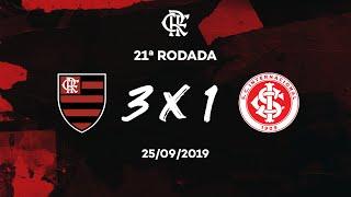 Flamengo x Internacional Ao Vivo Maracanã