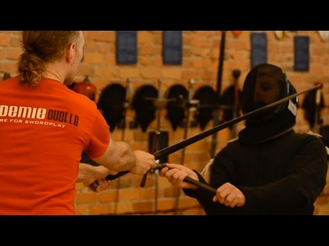 Introduction to the Italian Longsword - Teaser