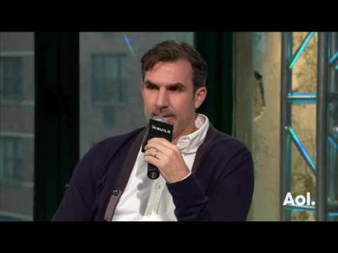 Paul Schneider Discusses His Role On The SyFy ,