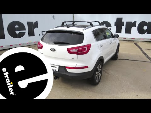 etrailer | Trailer Wiring Harness Installation - 2013 Kia Sportage - YouTubeYouTube
