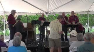 "Natural Gas Jazz Band  ""Oriental Strut"""