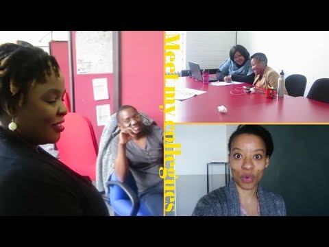 A Day in the life of a PhD Student| Swazi YouTber in SA| 18 Aug 2017
