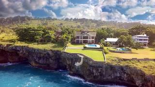 В Доминиканской республике продается прекрасная вилла на побережье Атлантического океана